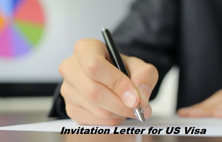 Invitation Letter For US Visitor Visa For Parents