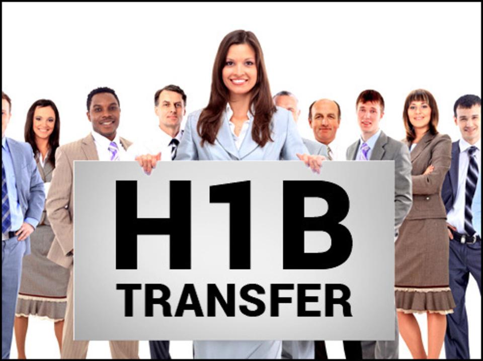 H-1b Transfer Processing Time