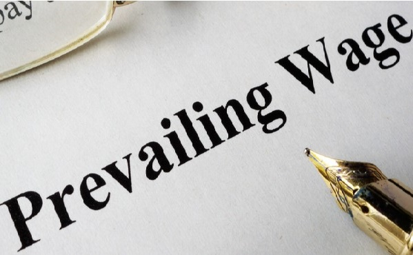 All about Prevailing Wage Determination