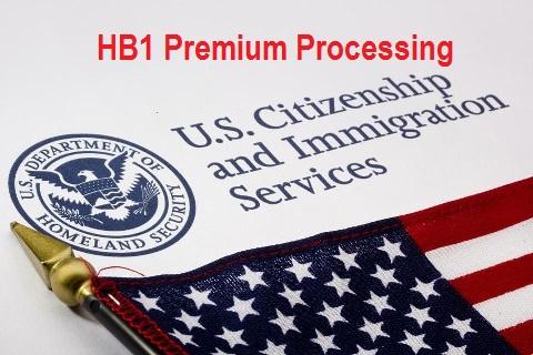H1B Premium Processing